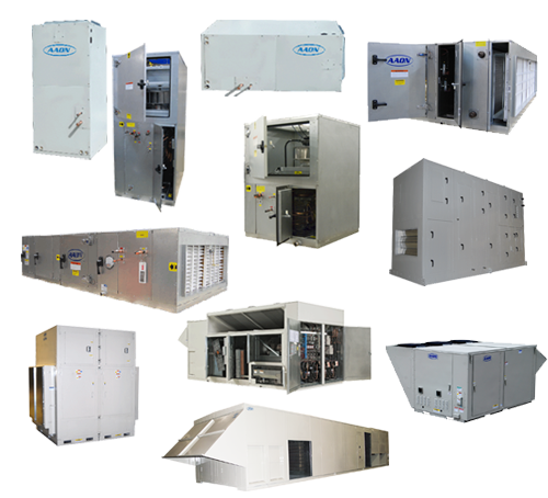 AAON Air Handling Units - Agent manufacturier en systèmes de ... Aaon Rooftop Units Wiring Diagram on